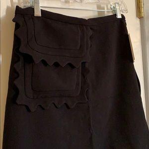 Victoria Beckham for Target Black Skirt